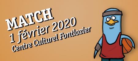 MATCH 1/02 Centre Culturel Fontlozier