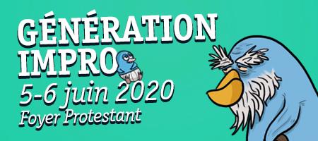 GÉNÉRATION IMPRO 5-6/06 Foyer Protestant