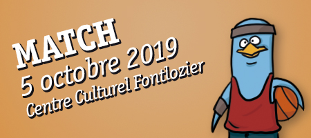 MATCH 5/10 Centre Culturel Fontlozier